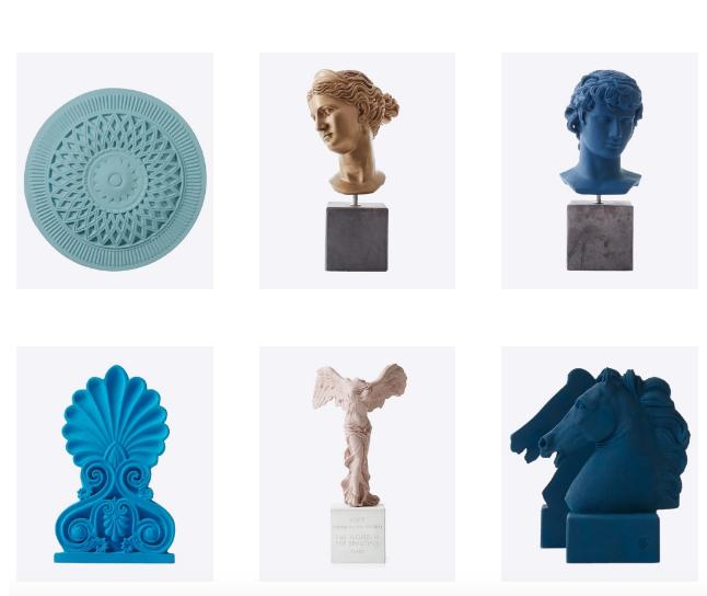 Il design di SOPHIA-ETHERNITY TODAY. L'antica cultura classica nella casa contemporanea