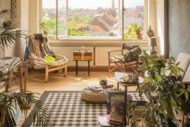 Un appartamento a Bruxelles dai toni maschili e molto curati