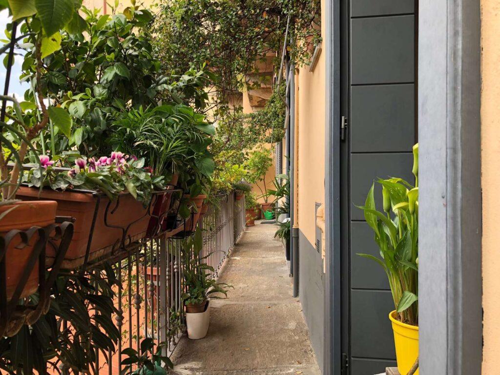idee per un balcone piccolo