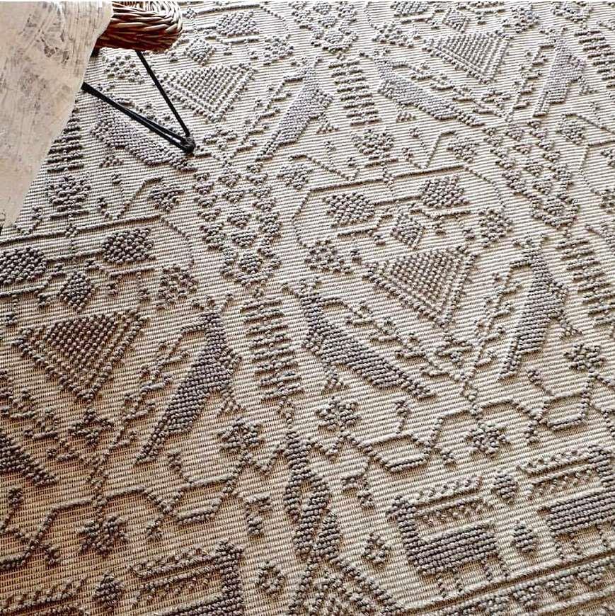 È tempo di … tappeti estivi, colorati o in cotone, se cerchi ispirazione ecco qualche idea