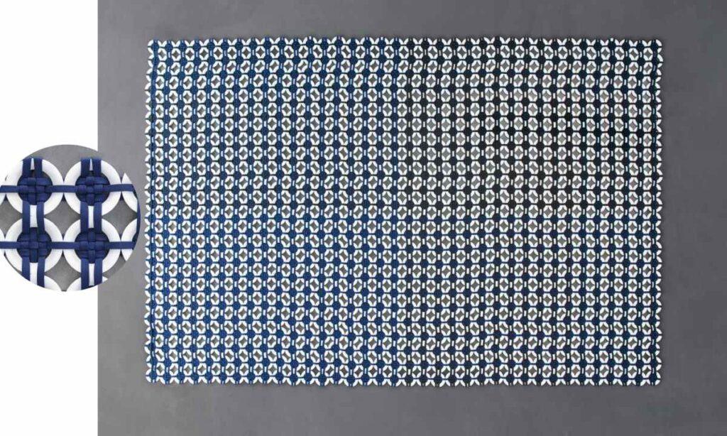 Paola Lenti - ispirazione nella scelta di tappeti estivi