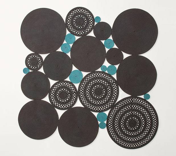 Paola Lenti - ispirazione per la scelta di tappeti estivi