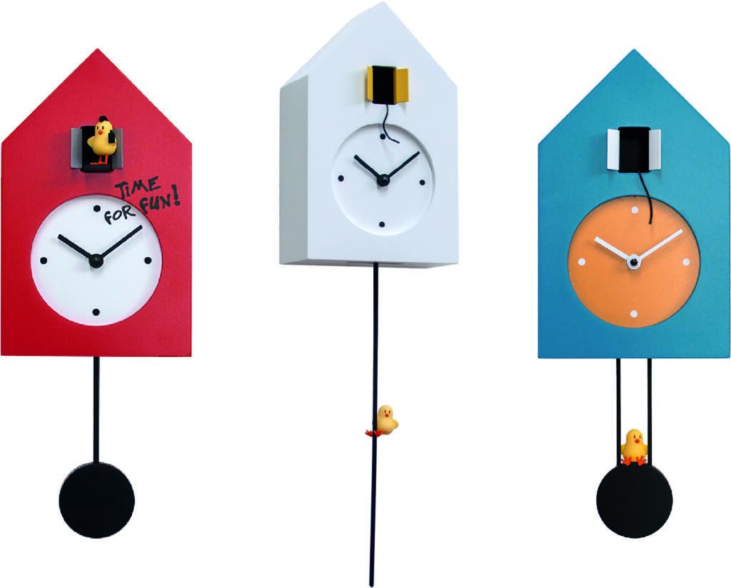 orologi a cucù Progetti